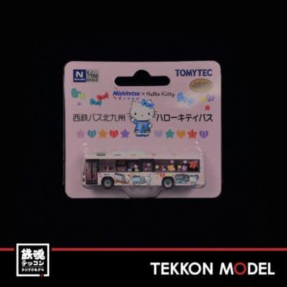 Nゲージ TOMYTEC 311294 ザ・バスコレクション 西鉄バス北九州...