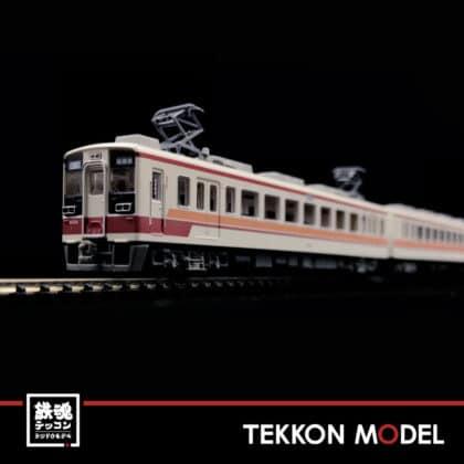 Nゲージ TOMYTEC 312215 鉄道コレクション 東武鉄道 6050系 6154編成 (更新車・パンタグラフ増設車)...