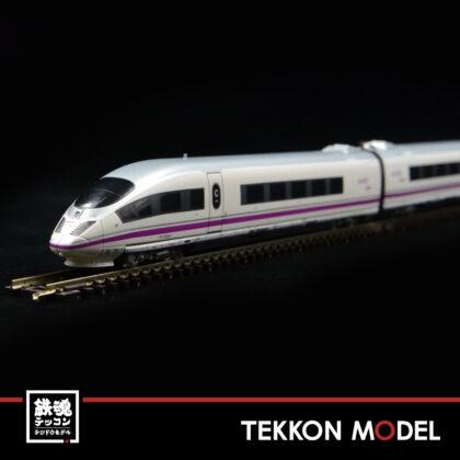 NゲージARNOLD HN2445 RENFE ( スペイン国鉄 ) ICE3 AVE S-103 8両セット