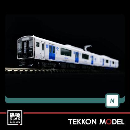 Nゲージ GREENMAX 30945 JR九州BEC819系100番代(若松線・香椎線)2両編成セット...