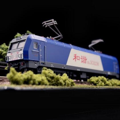 Nゲージ  長鳴 CHARMING HXD3C 0238 広鉄広段 LIGHT BLUE
